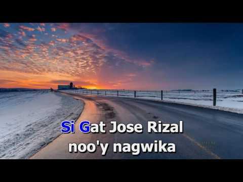 Florante | Ako'y Isang Pinoy | Karaoke