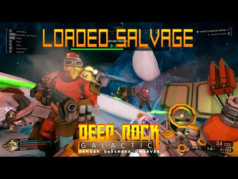 Salvage Operation: Loaded End |