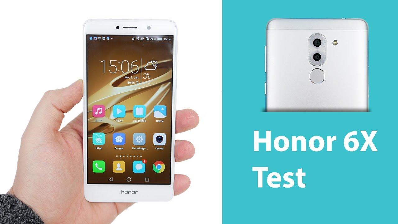 Honor 6X Test - Dual-Kamera Smartphone im Review! deutsch ...