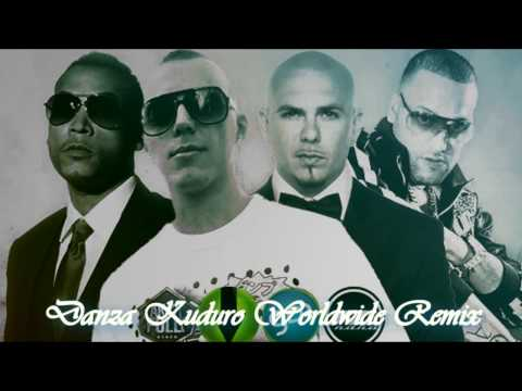 Don Omar feat. Lucenzo, El Cata & Pitbull - Danza Kuduro (Worldwide Remix)