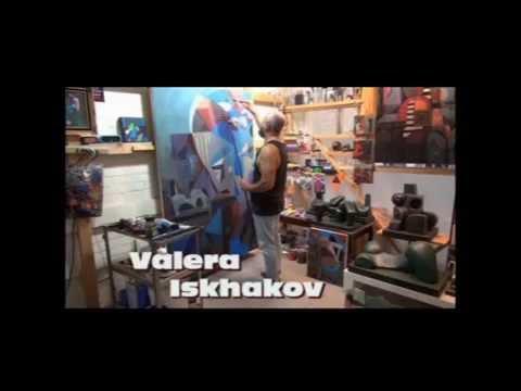 Valera Iskhakov: What's new at the studio, Philadelphia, PA..