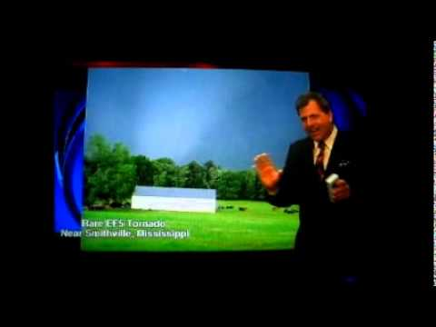 Mike Morgan KFOR talks about EF scale