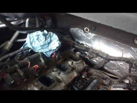 Chrysler cylinder deactivation solenoid broken removal. - YouTubeYouTube