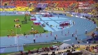 Camp. del Mondo - Mosca -  Batteria 800m Femminile - Marta Milani
