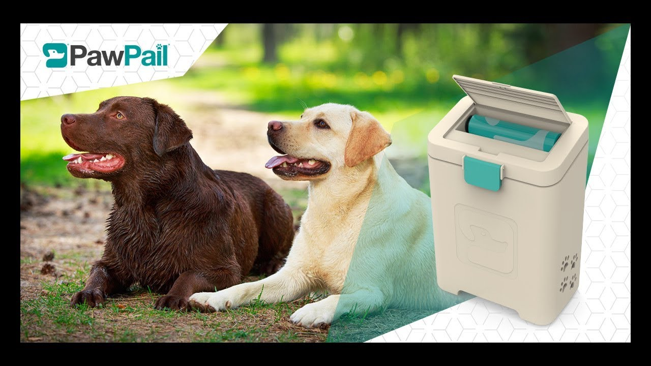 PawPail® Pet Waste Station video thumbnail