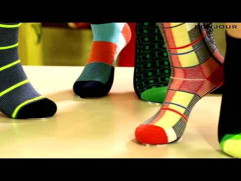 Bonjour Socks – India's Largest Socks Brand - Corporate Video