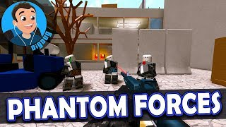 Roblox Phantom Forces Capture the Flag with my Kiddos!!