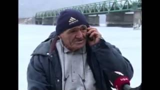 Kralj jezera Maljo Marković: Jezero zavija noću ispod leda
