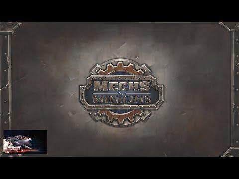 3.2-Настольная игра Мехи против Миньонов (Mechs Vs Minions). Миссия 3. Операция Маленькое Зло
