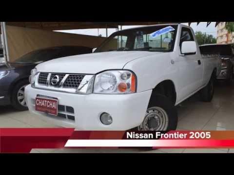 Nissan Frontier 2.7 By โชว์รูมรถบ้านคุณฉัตรชัย รถมือสองอันดับ 1 พร้อมศูนย์บริการมาตรฐาน