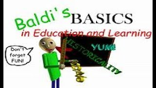 Baldi's roblox adventures: Bck to school, Baldi! #2