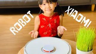 Robot Xiaomi hút bụi lau nhà
