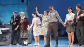 Любовь и голуби - поклоны 02.06.2017 Театр оперетты