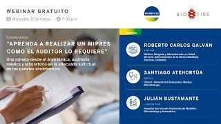 Webinar: Aprenda a realizar un Mipres como el auditor lo requiere