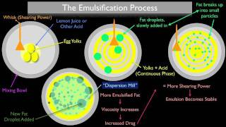 The Emulsification Process