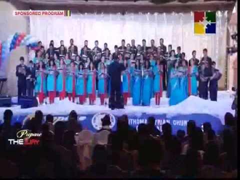 Kuwait City Mar Thoma Parish Choir Christmas Carol 2013