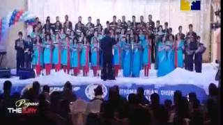Kuwait City Mar Thoma Parish Choir Christmas Carol 2013