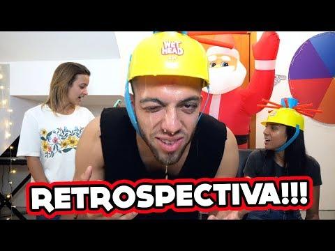 RETROSPECTIVA 2017! #ACasaDosFlopDeNatal