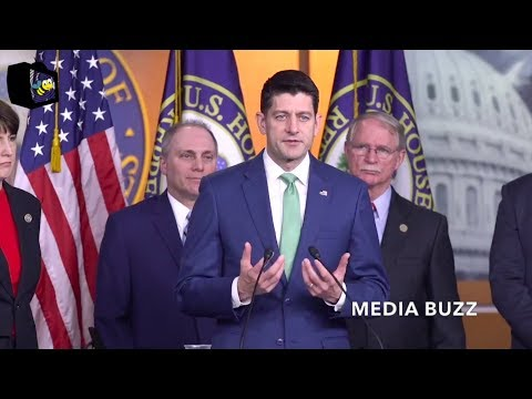 House Republican Leaders Press Conference 3/14/18