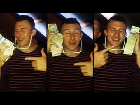 JOHNNY MANZIEL ALLEGED DOMESTIC ASSULT GOING TO GRAND JURY!