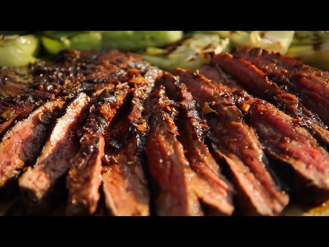 Genevieve Taylor - BBQ Asian Steak