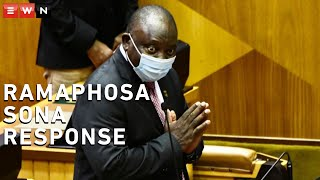 President Cyril Ramaphosa, in response to the debates on his State of the Nation Address, on Thursday said that he had engaged in a process that would lead to South Africa developing its own vaccines.  #SONADebate #SONA #SONAResponse