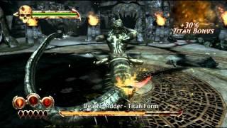 Golden Axe: Beast Rider (PS3) Last Boss (Ending)