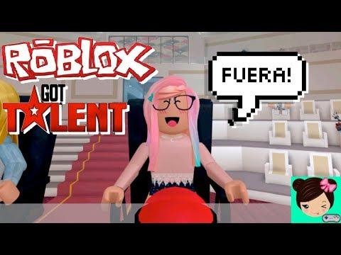 Soy Juez En Roblox Concurso De Talento Roblox Got Talent Titi
