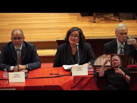 Santa Barbara Mayoral Candidate Forum 10/02/17 English