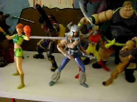 Marvel Legends X-Men Collection