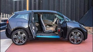 CUM ACCELEREAZA O MASINA ELECTRICA? 0-100 BMW I3
