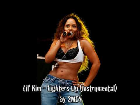Lil Kim  Lighters Up Instrumental  2MEY