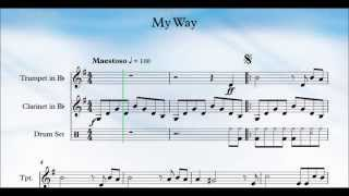My Way Trumpet