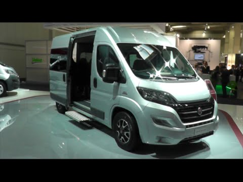 Fiat Ducato Bus 2015 In detail review walkaround Interior Exterior ...