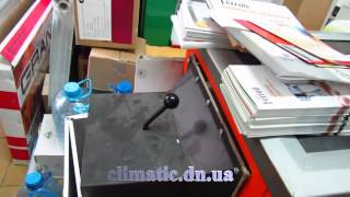 Обзор твердотопливного котла Термобар АКТВ  20