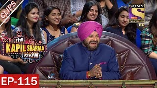 Kapil's Funny Interaction With The Audience About Cricket - The Kapil Sharma Show - 24th June, 2017
