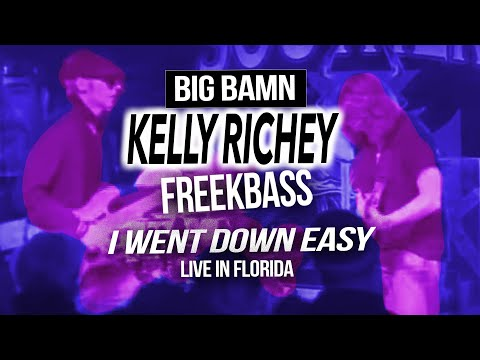 The Kelly Richey Band LIVE in Florida 2014 - I Went Down Easy