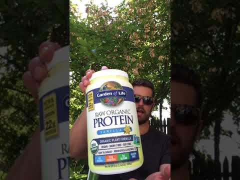 Garden of Life Raw Organic Protein Review