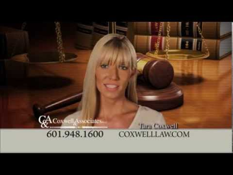 Tara Coxwell, wife of managing partner, Merrida Coxwell; Mississippi Serious Personal Injury law firm
