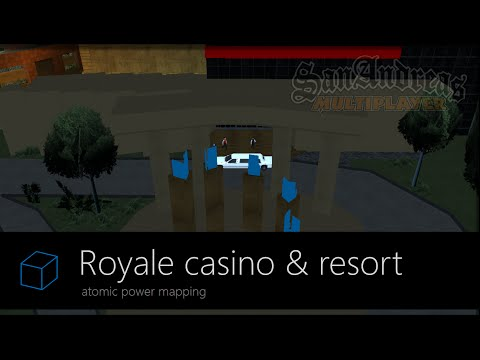 Royale casino & resort SAMP Map