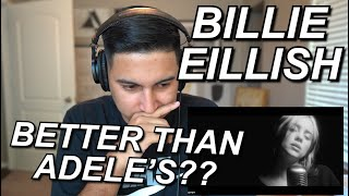 "BILLIE EILLISH - ""NO TIME TO DIE"" FIRST REACTION!! 