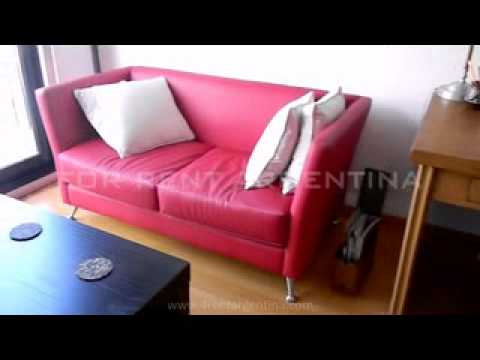 Budget Apartments in Buenos Aires: Thames and Charcas III, Palermo