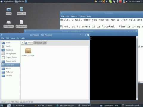 How to make java class file executable