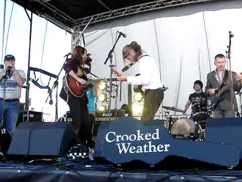 Crooked Weather 'It's a long Road  To Jerusalem ' Freedom Festival September 2015 Hull