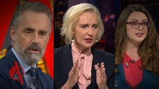 Peterson, McGregor, Badham share debate on gender, feminism | Q&A
