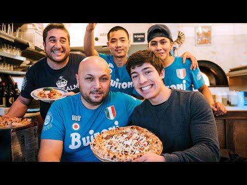 Come fare la PIZZA a NEW YORK 🍕