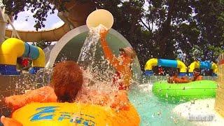 hd blast water slide ride wet n wild water park orlando