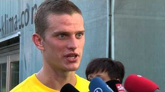 "Sven Bender: ""Ich quäle mich durch"" 