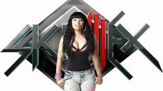 Repeat youtube video Nicki Minaj VS Skrillex - Killer Bass