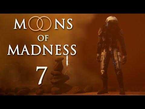 Moons Of Madness - Прохождение игры - Тёмный подвал [#7]   PC